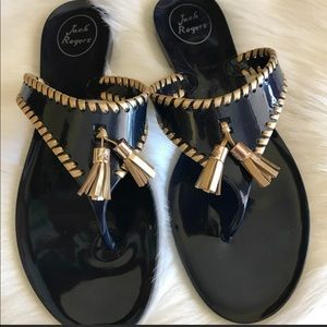 Jack Rogers Alana Jelly Flip Flop Sandals